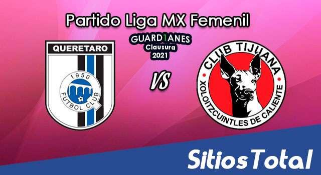 Querétaro vs Xolos Tijuana en Vivo – Transmisión por TV, Fecha, Horario, MxM, Resultado – J16 de Guardianes 2021 de la Liga MX Femenil