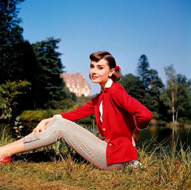 Audrey Hepburn's World
