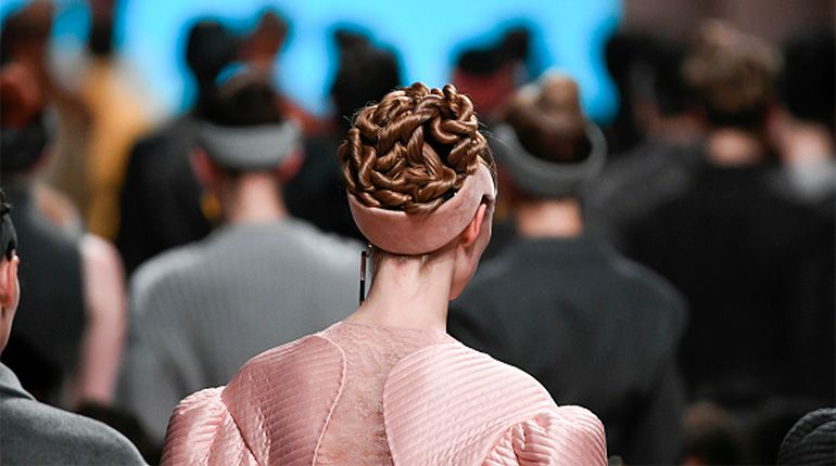 Fendi Showed Us a New Way to Wear Our Headbands