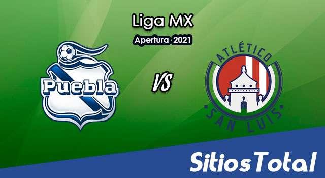 Puebla vs Atlético San Luis en Vivo – Canal de TV, Fecha, Horario, MxM, Resultado – J8 de Apertura 2021 de la Liga MX