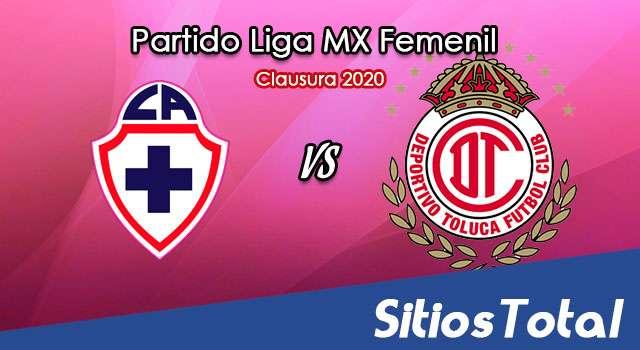 Ver Cruz Azul vs Toluca en Vivo – Liga MX Femenil – Guardianes – Domingo 18 de Octubre del 2020