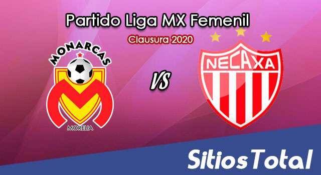Ver Monarcas Morelia vs Necaxa en Vivo – Liga MX Femenil – Clausura 2020 – Lunes 20 de Enero del 2020