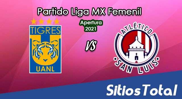 Tigres vs Atlético San Luis en Vivo – Transmisión por TV, Fecha, Horario, MxM, Resultado – J5 de Apertura 2021 de la Liga MX Femenil