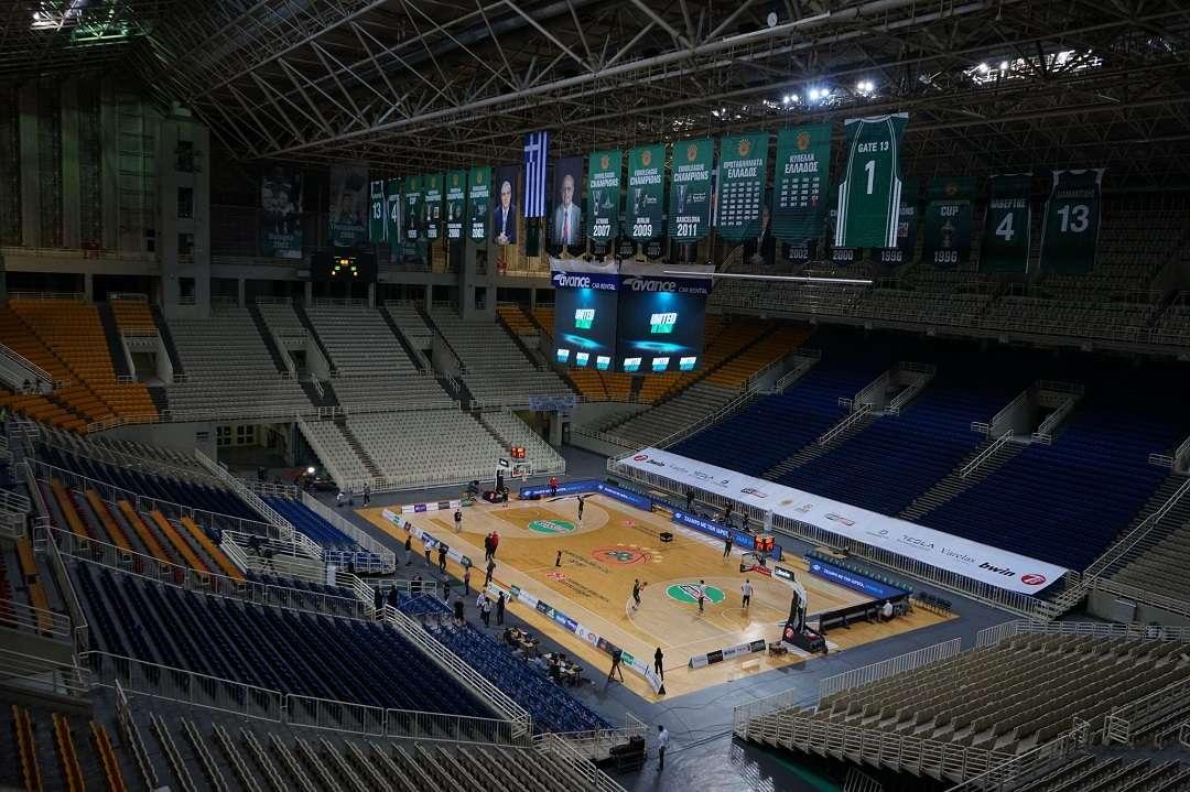 OAKA Olympiacos