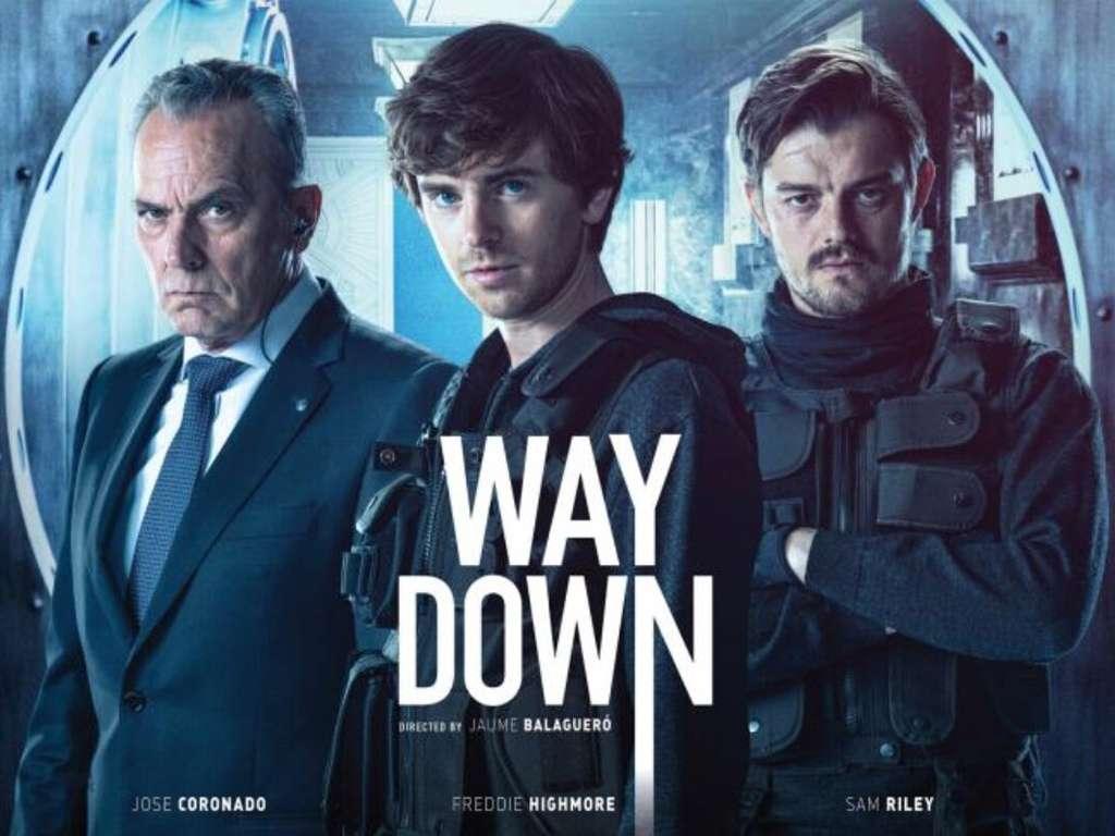 Οι Διαρρήκτες (Way Down) - Trailer / Τρέιλερ Movie