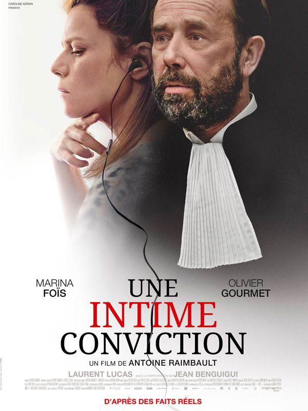 Une intime conviction ΕΜΜΟΝΗ Poster