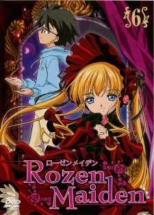 Rozen Maiden Cover Image