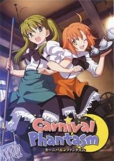 Carnival Phantasm: HibiChika Special's Cover Image