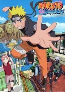 Naruto: Shippuuden's Cover Image