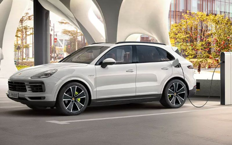 2019 Cayenne S E-Hybrid Lease Deal in Pittsburgh Pennsylvania