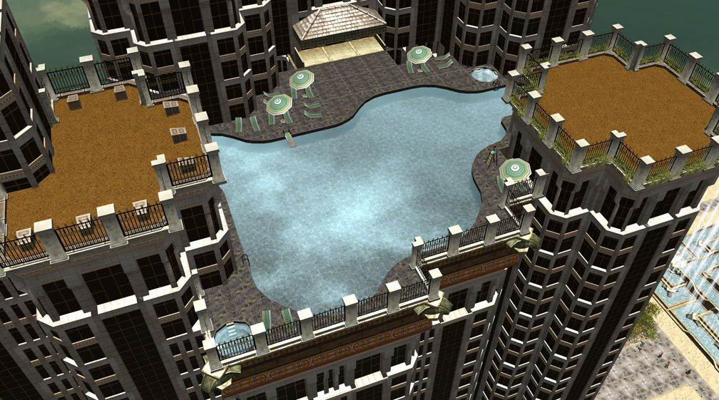 Image 01 - How To's: Adding A Rooftop Pool To Your Existing Structure