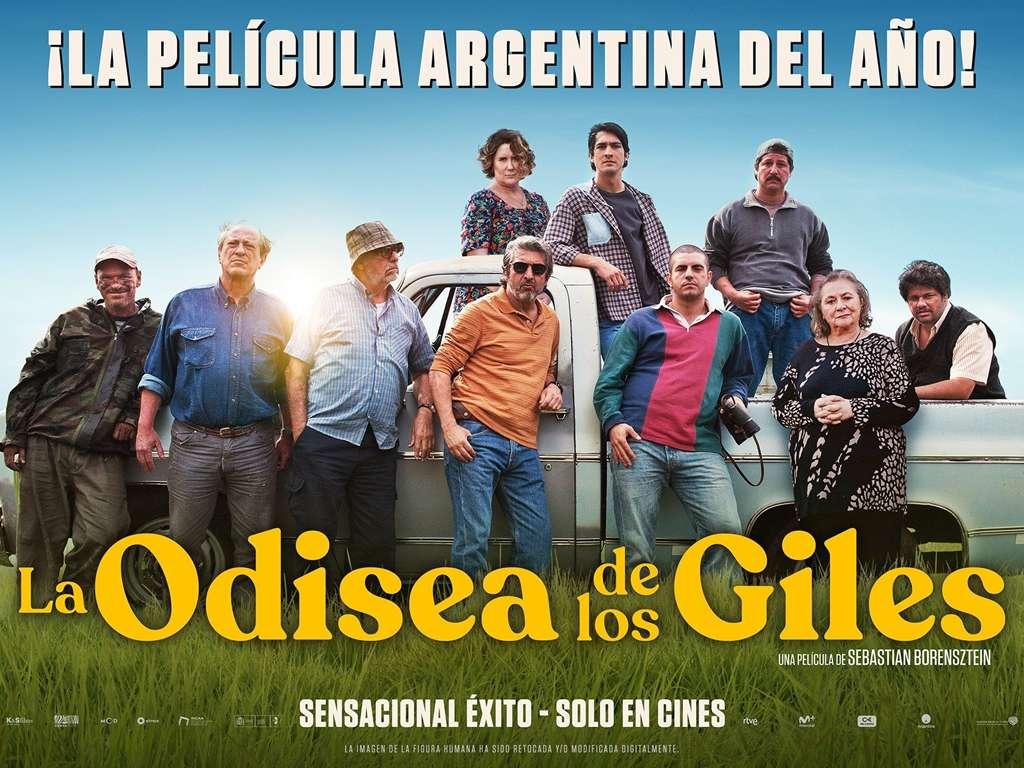 Ηρωικά Χαμένοι (La Odisea De Los Giles / Heroic Losers) Movie