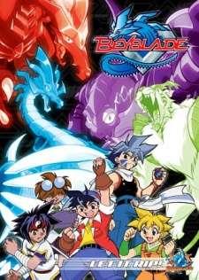 Bakuten Shoot Beyblade Cover Image