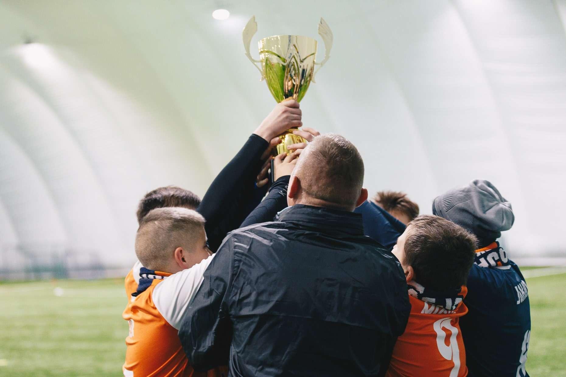 Złoty medal dla Pniew wturnieju Reiss Cup