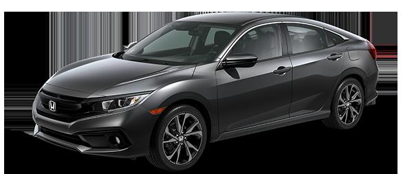2019 Civic Sport FWD Sedan Lease Deal in Ann Arbor Michigan