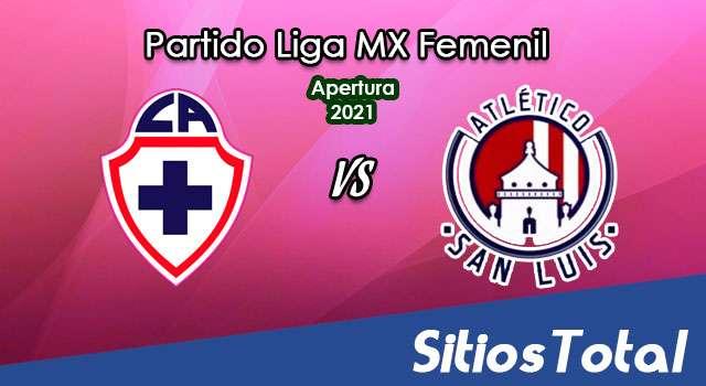 Cruz Azul vs Atlético San Luis en Vivo – Transmisión por TV, Fecha, Horario, MxM, Resultado – J8 de Apertura 2021 de la Liga MX Femenil