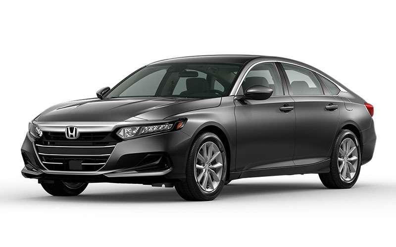 Honda Accord Grey