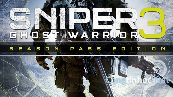 Game Sniper Ghost Warrior 3 PC Full Crack [Action/Multiplayer/Coop/2017]