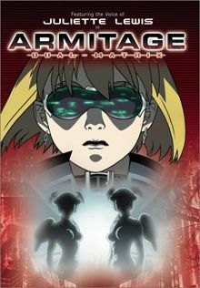 Armitage III: Dual-Matrix's Cover Image