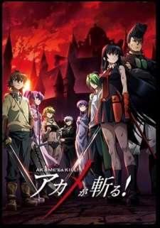 Akame ga Kill!'s Cover Image
