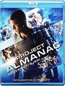 Project Almanac - Benvenuti A Ieri (2014).avi BDRip AC3 640 kbps 5.1 iTA