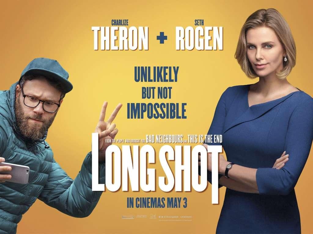 Μια Απίθανη Σχέση (Long Shot) Quad Poster Πόστερ