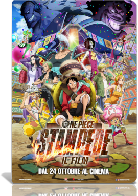 One Piece: Stampede - Il Film (2019).mkv 720p WEBRip MD MP3 iTA - JAP AAC