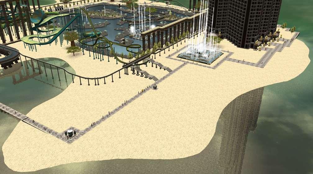 Image 08 - Parks, Scenarios, & Sandboxes - Scenario: Water World Resort