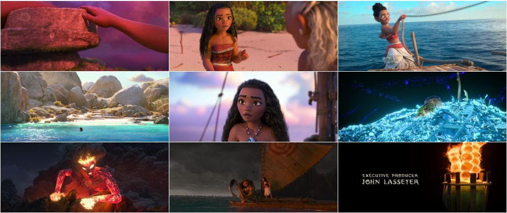 Download Moana 2016 Free in 1080p Bluray 1.6Gb
