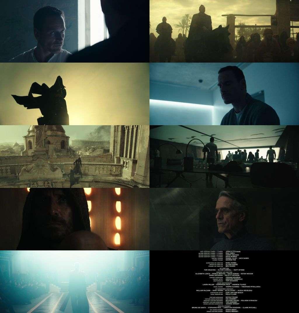 assassins creed (2016) dual audio 480p 720p bluray