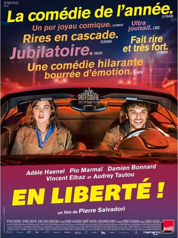 En liberté! ΤΟ ΠΡΟΒΛΗΜΑ ΜΟΥ ΕΙΣΑΙ ΕΣΥ Poster