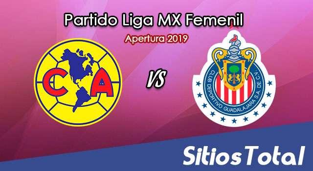 Ver América vs Chivas en Vivo – Vuelta Cuartos de Final – Liga MX Femenil – Apertura 2019 – Lunes 18 de Noviembre del 2019