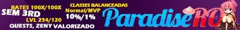 Paradise Ragnarok Online