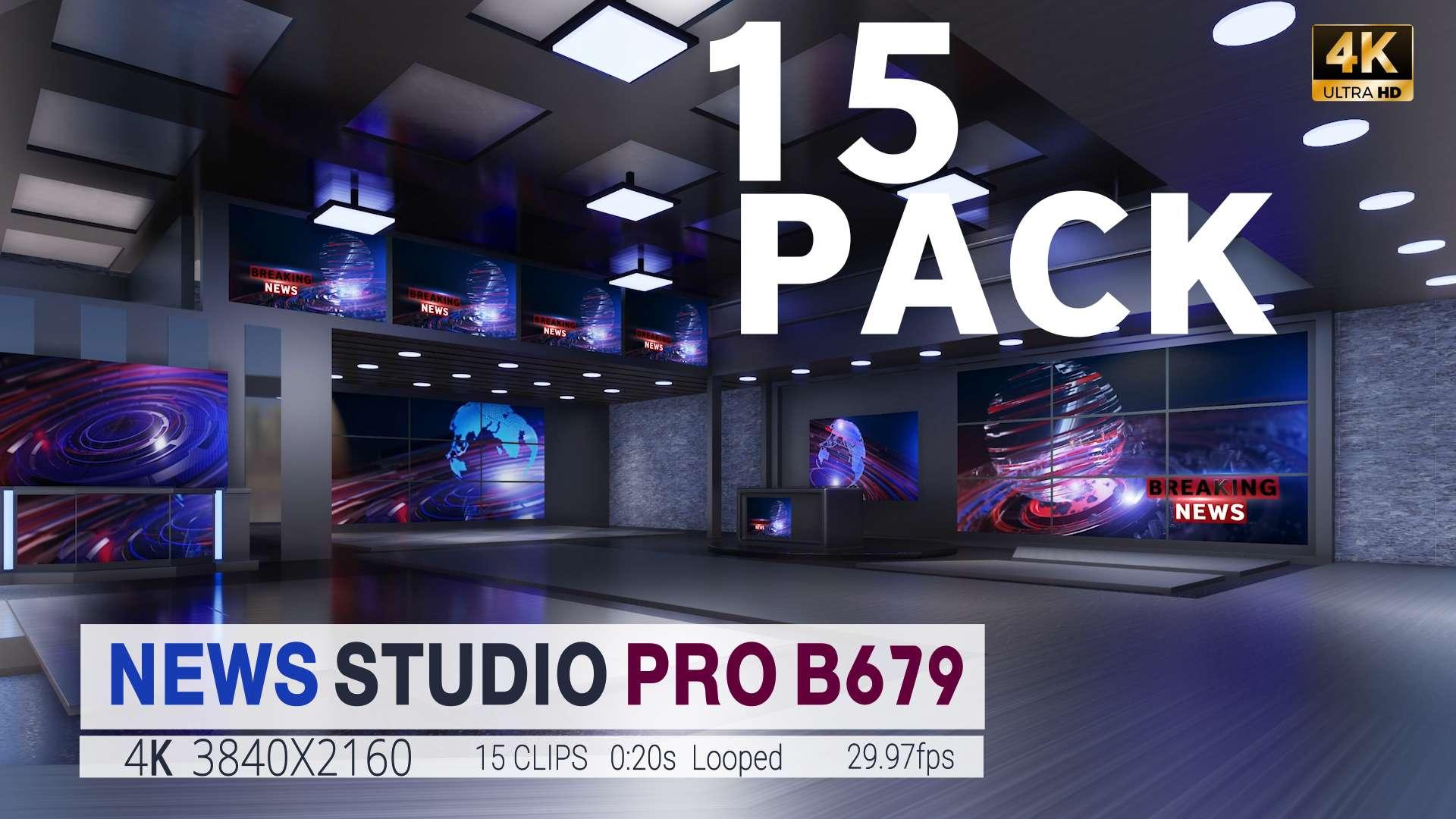 News Studio Pro B679 H - 1