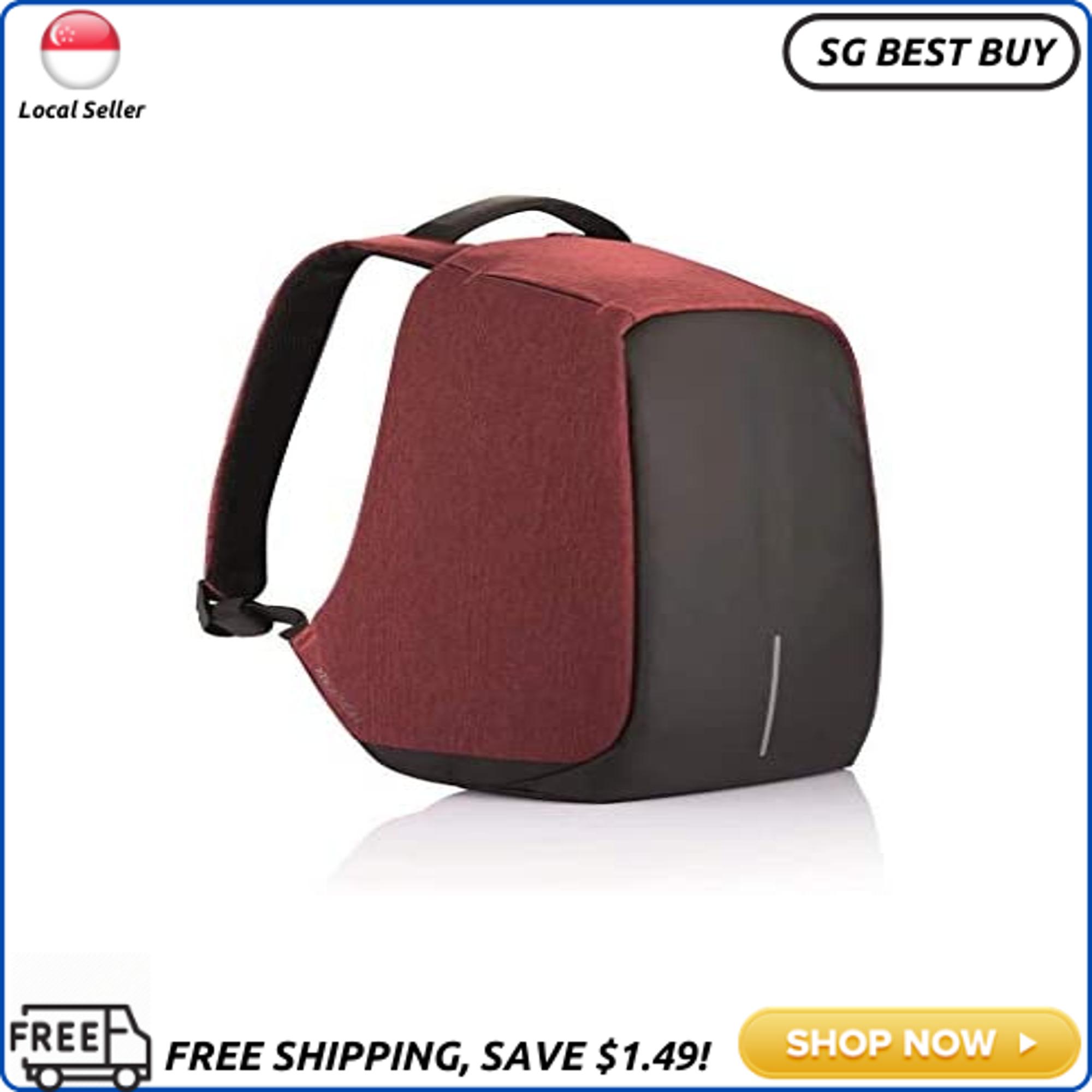 (SG SELLER) BOBBY Original Anti-Theft Backpack