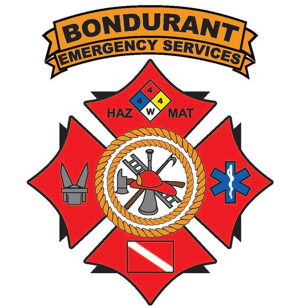 City of Bondurant, Emergency Services Logo