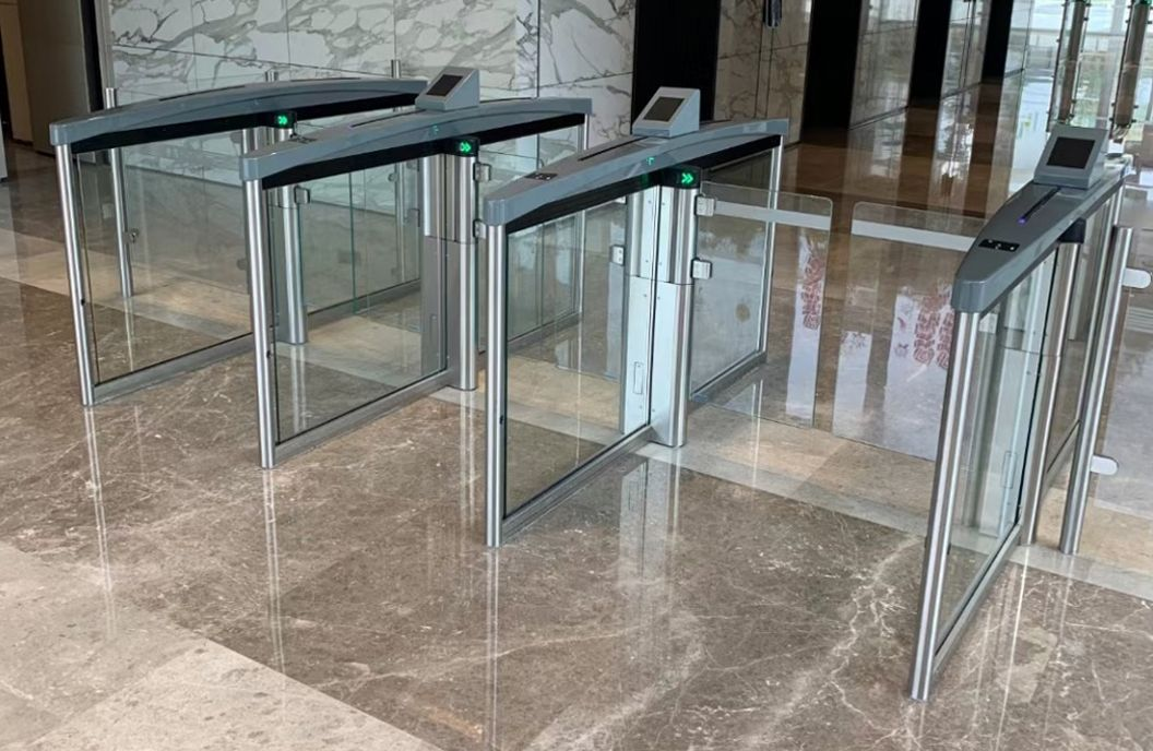 Why do you need to install Swing Turnstile in the scenic spot?