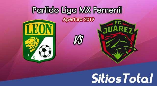 Ver León vs FC Juarez en Vivo – Liga MX Femenil – Apertura 2019 – Lunes 15 de Julio del 2019