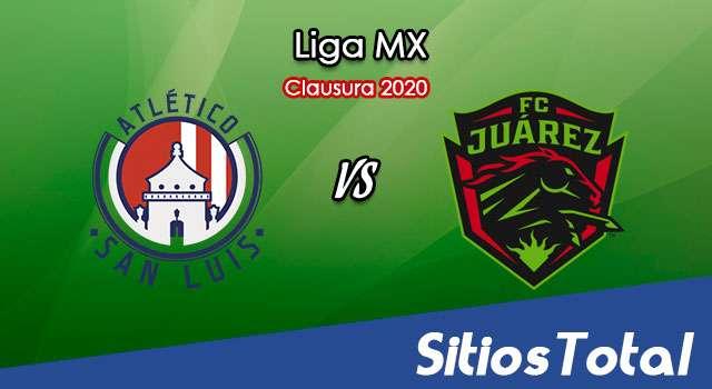 Ver Atlético San Luis vs FC Juarez en Vivo – Clausura 2020 de la Liga MX