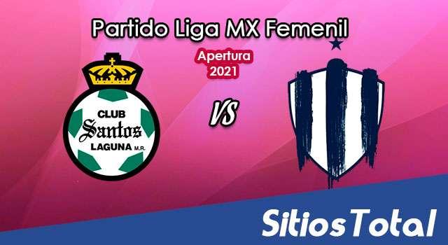 Santos vs Monterrey en Vivo – Transmisión por TV, Fecha, Horario, MxM, Resultado – J10 de Apertura 2021 de la Liga MX Femenil