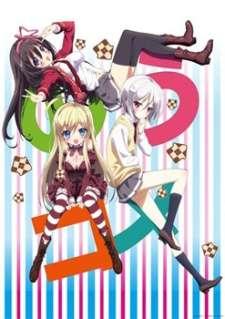 Ore no Nounai Sentakushi ga, Gakuen Love Comedy wo Zenryoku de Jama Shiteiru's Cover Image