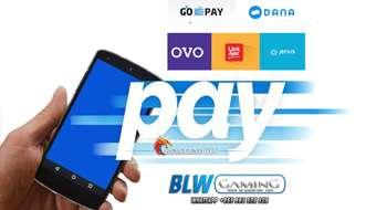 Menerima Transfer Bank, Pulsa, OVO, Dana, LinkAja, Gopay dan lainnya