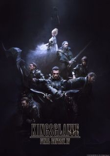 Kingsglaive: Final Fantasy XV's Cover Image