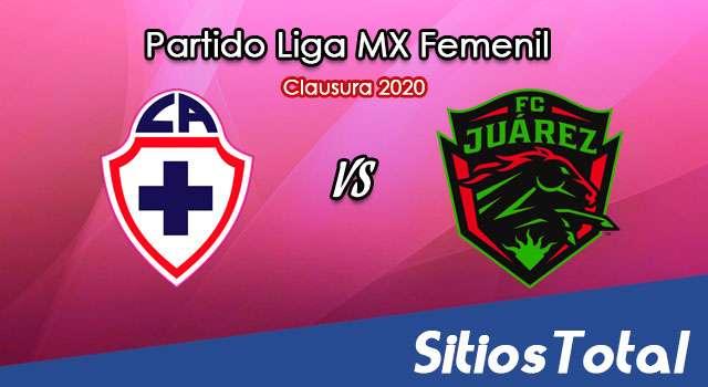 Ver Cruz Azul vs FC Juarez en Vivo – Liga MX Femenil – Guardianes – Viernes 2 de Octubre del 2020