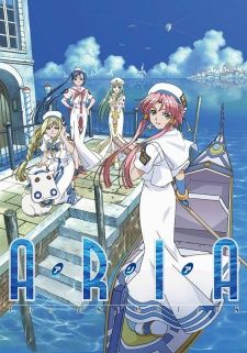 Aria The Animation's Cover Image