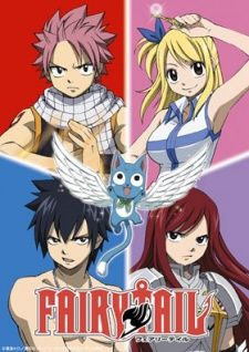 Fairy Tail's Cover Image