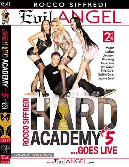 Жестокая Академия Rocco Siffredi 5 / Rocco Siffredi Hard Academy 5 (Evil Angel) (2018) WEB-DL Split Scenes |
