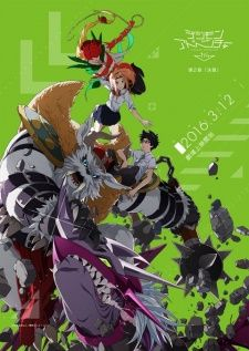 Digimon Adventure tri. 2: Ketsui's Cover Image