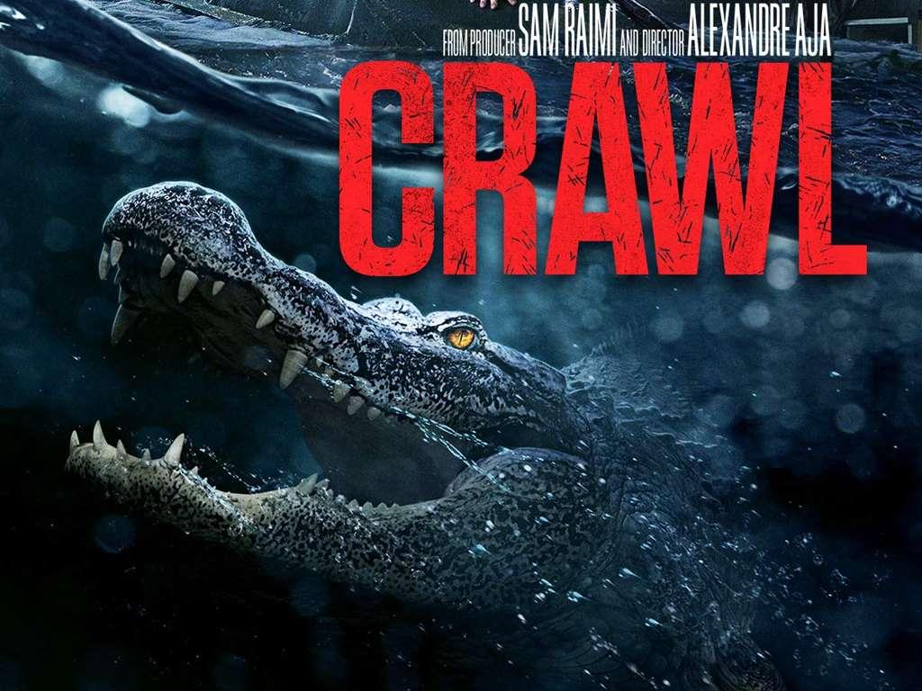 Διαφυγή (Crawl) Quad Poster Πόστερ