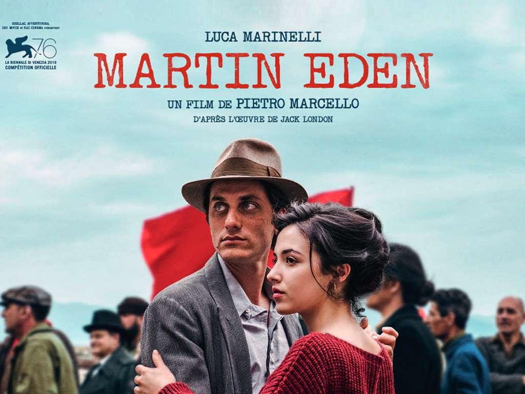 Μάρτιν Ίντεν (Martin Eden) Poster Πόστερ Wallpaper